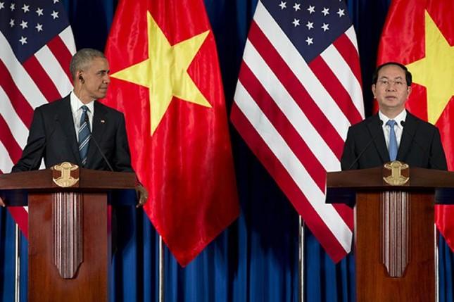 Truyền thông quốc tế với quyết định lịch sử của Mỹ với Việt Nam - ảnh 1
