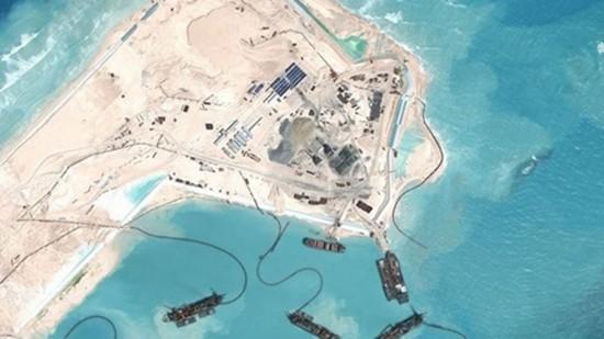 G7 sẽ phản đối quân sự hóa Biển Đông - ảnh 1