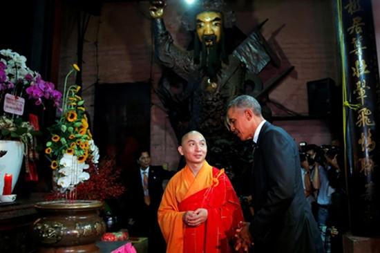 Tổng thống Mỹ Obama: 'Tôi thích con gái' - ảnh 1