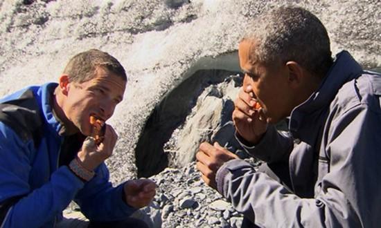 Obama và hình ảnh trên truyền hình thực tế - ảnh 1