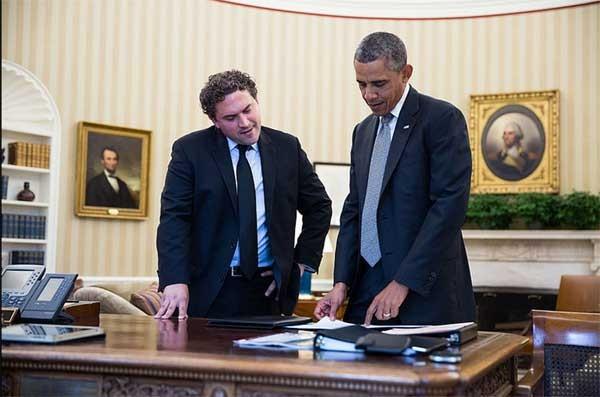 Chân dung người chuyên chắp bút diễn văn cho Obama - ảnh 1