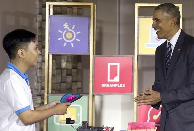 Tổng thống Obama thăm Việt Nam: Bốn điểm nhấn khó quên - ảnh 1