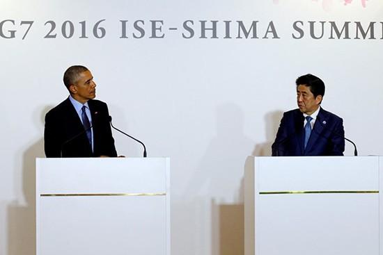Hội nghị G7 khai mạc tại Nhật Bản - ảnh 1