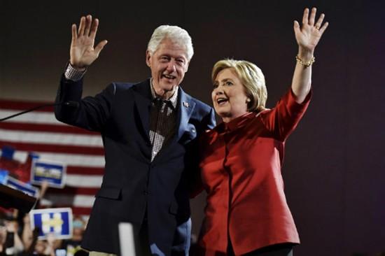 Hillary Clinton sắp ghế gì cho chồng nếu trở thành tổng thống Mỹ - ảnh 1