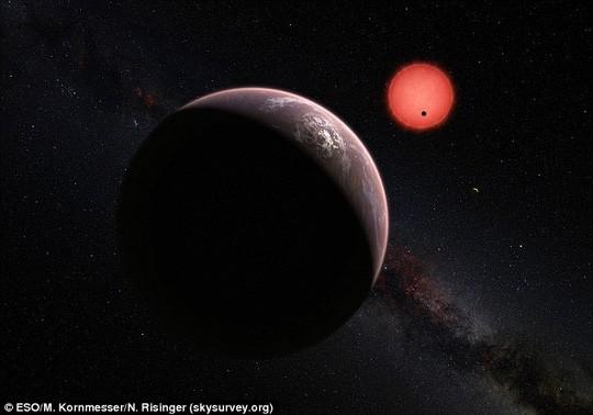 Chỗ trú của người ngoài hành tinh cách trái đất 40 năm ánh sáng? - ảnh 1