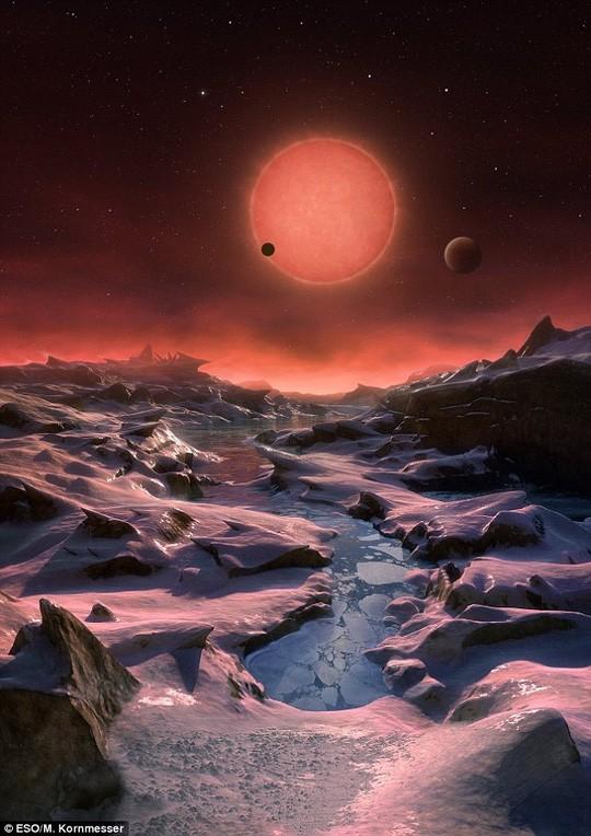 Chỗ trú của người ngoài hành tinh cách trái đất 40 năm ánh sáng? - ảnh 2