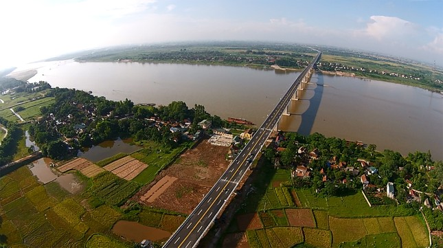 Siêu dự án 'chặt' sông Hồng thành 7 khúc 'đồng thuận cao'? - ảnh 1