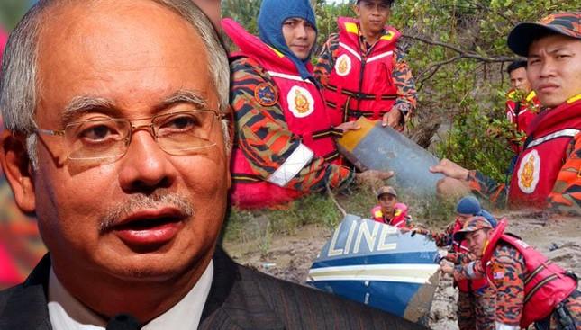 Malaysia tìm thấy mảnh vỡ nghi của máy bay chở quan chức mất tích - ảnh 1