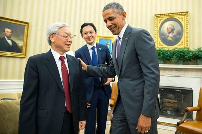 Tháng 5, lần đầu Tổng thống Mỹ Barack Obama tới thăm Việt Nam - ảnh 1
