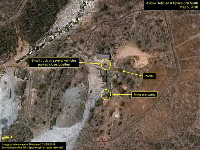 Triều Tiên đang chuẩn bị cho một vụ thử hạt nhân mới? - ảnh 1