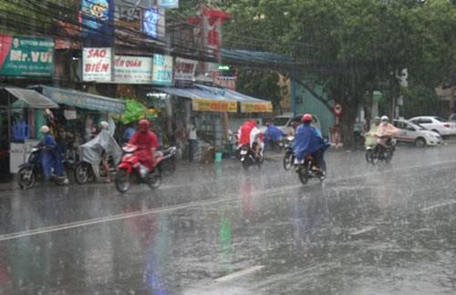 Dự báo thời tiết 9/5: Bắc Bộ mưa rào rải rác - ảnh 1