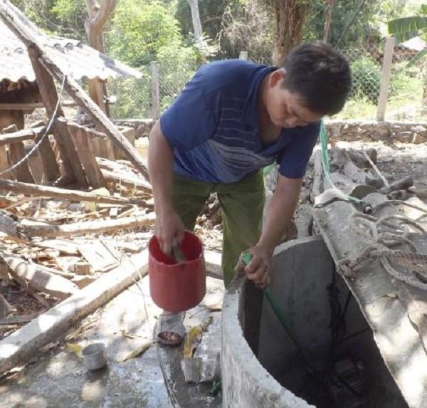 Kì lạ vùng núi cao Phú Yên cũng nhiễm mặn - ảnh 1
