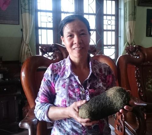 Phát hiện vật nghi cát lợn có giá hàng chục tỷ đồng ở Hà Nam - ảnh 2