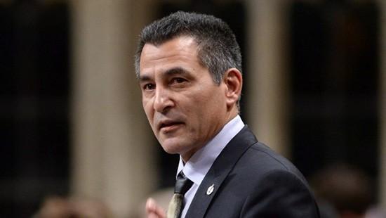 Bộ trưởng Canada từ chức để cai nghiện - ảnh 1