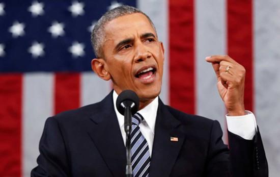 Obama tuyên bố vận động cho Hillary Clinton vào Nhà Trắng - ảnh 1