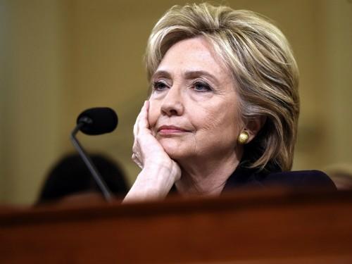 Hillary Clinton và hành trình gian truân để đi vào lịch sử chính  - ảnh 2