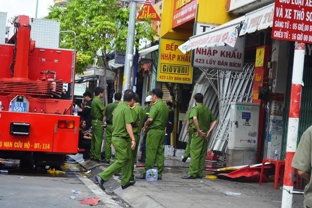 Cháy cửa hàng lúc rạng sáng, 4 người thiệt mạng - ảnh 4
