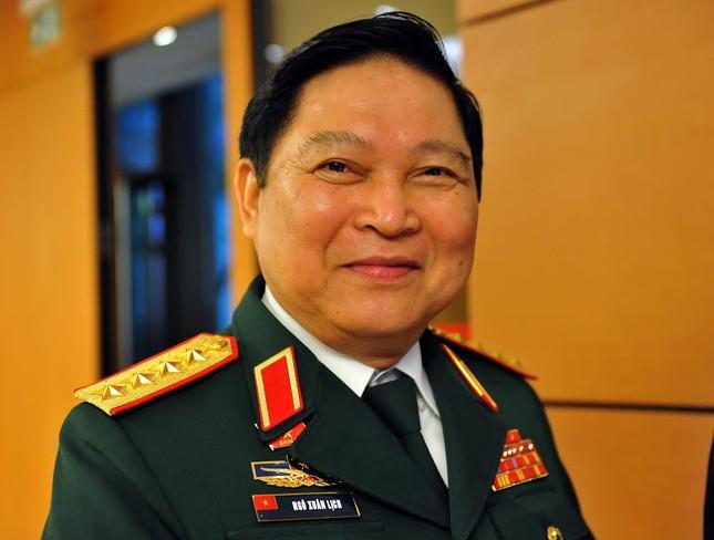 17 vị tướng trúng cử đại biểu Quốc hội - ảnh 1
