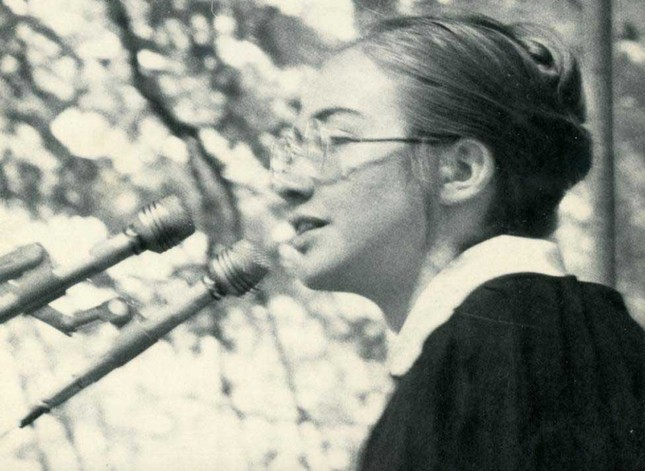 Ảnh hiếm về thời thanh xuân của Hillary Clinton - ảnh 5