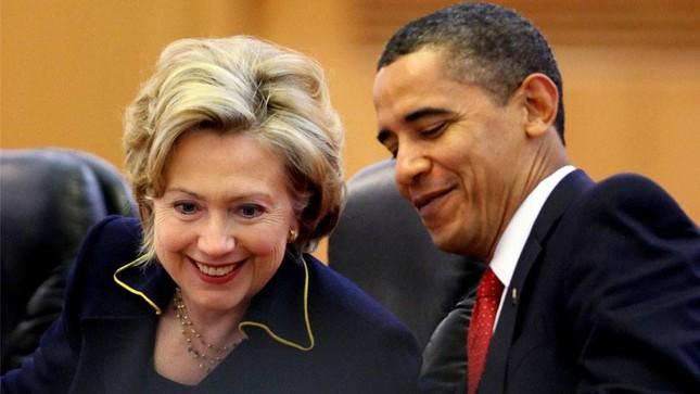 Obama chính thức ủng hộ Hillary Clinton - ảnh 1