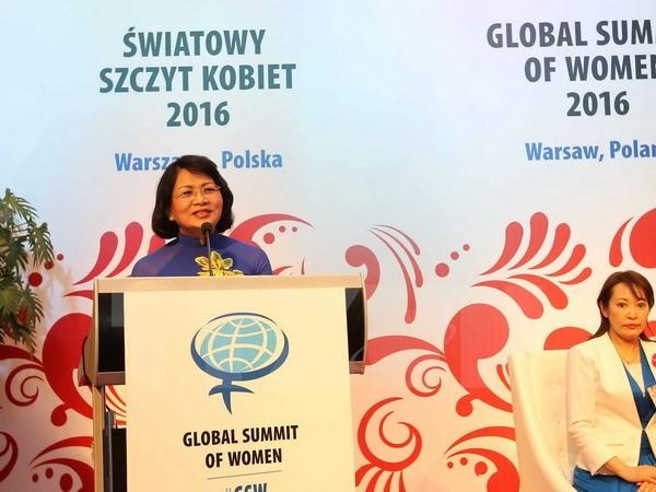 Bà Irina Bokova nhận giải Lãnh đạo nữ Toàn cầu  - ảnh 1