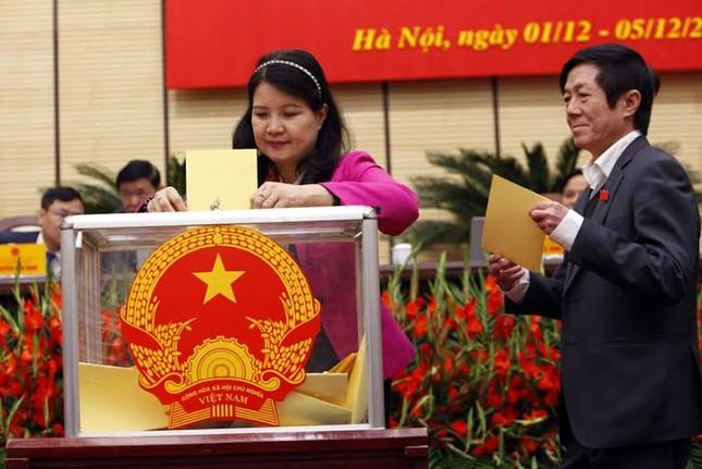 Hôm nay, Hà Nội bầu Chủ tịch TP khóa mới - ảnh 1