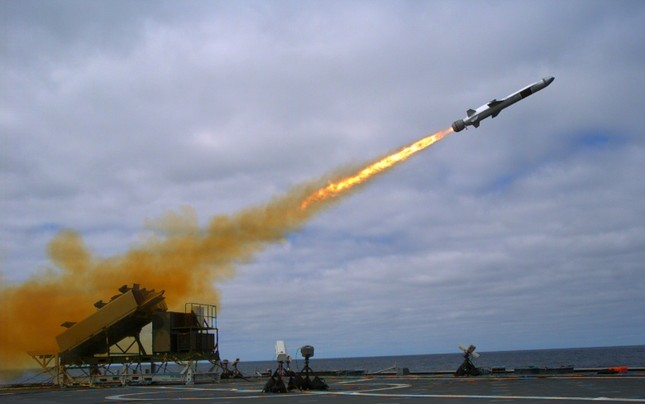 Hé lộ tin tức về dự án siêu tàu hộ vệ Mỹ - ảnh 1