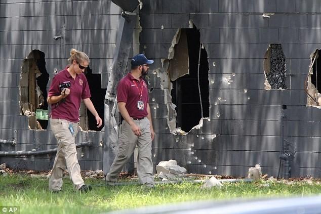 Những phút giả chết trong vụ xả súng tại hộp đêm Mỹ - ảnh 1