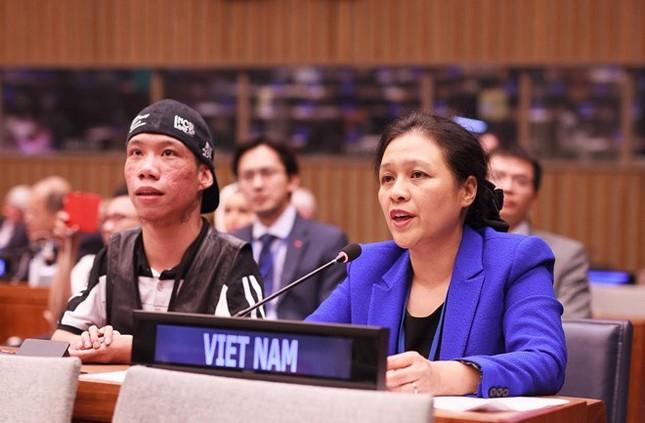 Nạn nhân Da cam VN lần đầu tới đối thoại của Liên Hợp Quốc - ảnh 1