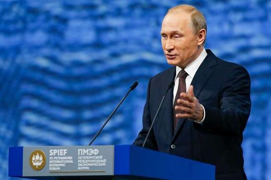 Putin: Mỹ là siêu cường duy nhất hiện nay - ảnh 1