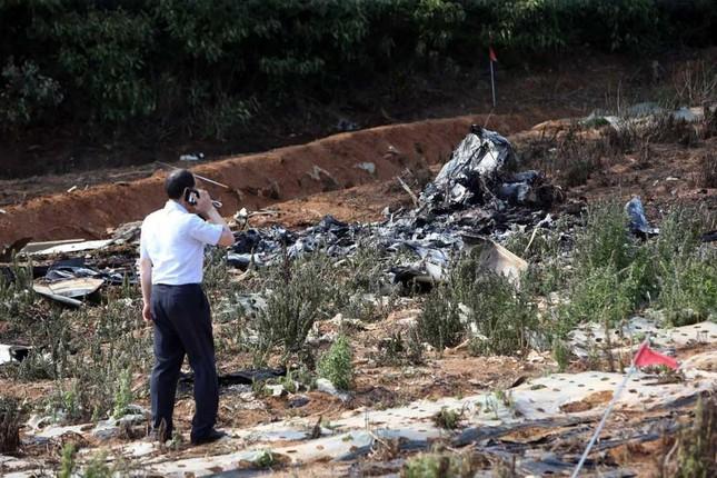 Hàn Quốc: Rơi máy bay, 3 người tử nạn - ảnh 1