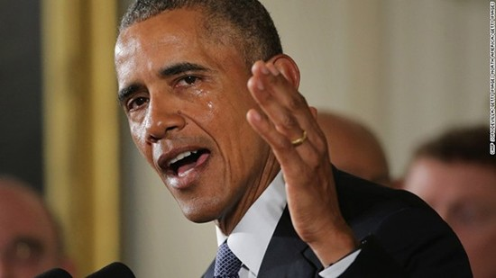 Thông điệp Obama nhân Ngày của Cha: Hãy dạy con bao dung - ảnh 1