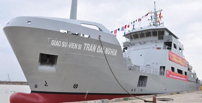 Đưa tàu thăm dò hiện đại nhất Đông Nam Á tìm kiếm CASA - ảnh 1
