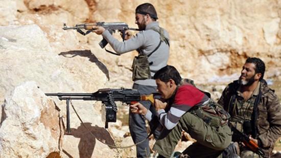Cuộc chiến ngầm sau thảm bại của IS ở Syria - ảnh 1