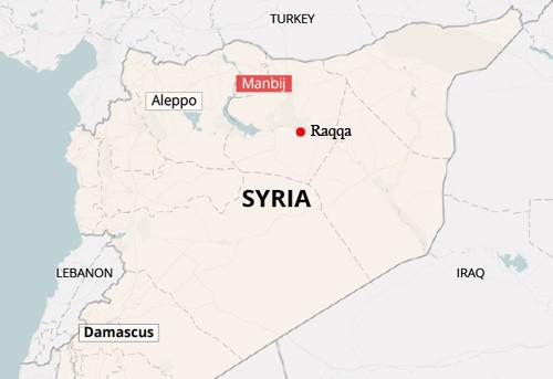 Cuộc chiến ngầm sau thảm bại của IS ở Syria - ảnh 2