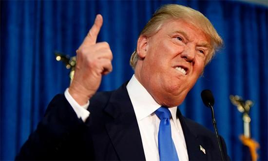 Đảng Cộng hòa hoang mang lo sợ vì Trump - ảnh 1