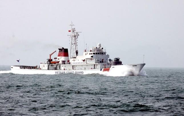 Việt Nam-Trung Quốc ký hợp tác trong hoạt động cảnh sát biển - ảnh 2