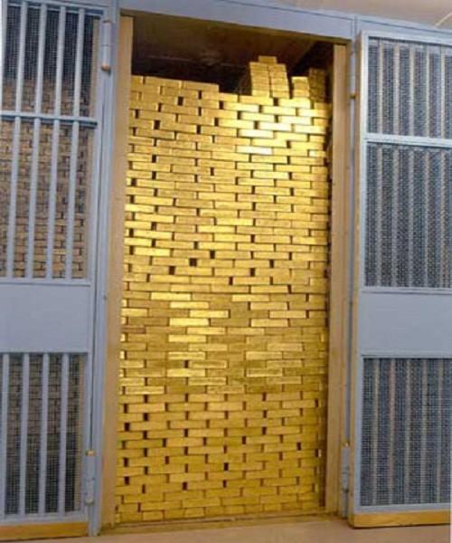 Những hầm vàng bất khả xâm phạm trên thế giới - ảnh 3