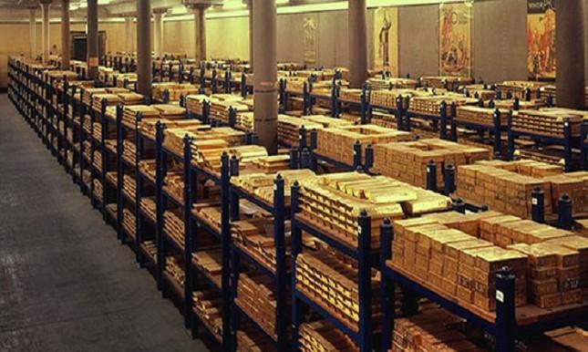 Những hầm vàng bất khả xâm phạm trên thế giới - ảnh 6