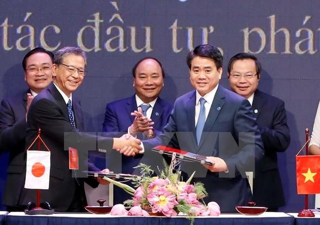 52 dự án trị giá 300 ngàn tỷ đồng đăng ký đầu tư vào Hà Nội - ảnh 1