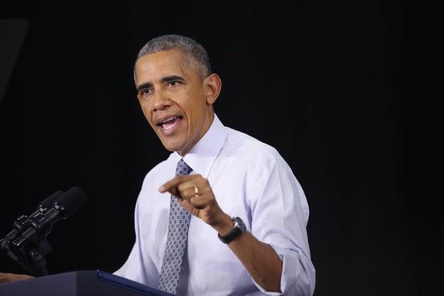 Obama giải mã sức hút mạnh mẽ của Donald Trump - ảnh 1
