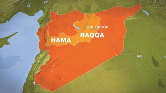 Quân đội Syria tiến công tỉnh Raqqa bị IS chiếm - ảnh 1