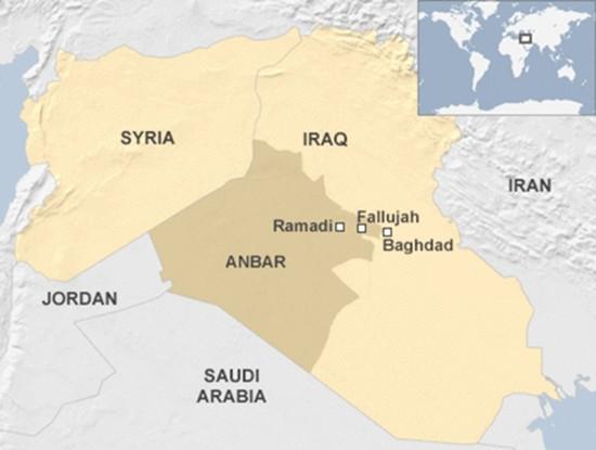 Iraq phát hiện mộ tập thể 400 người gần thành trì IS - ảnh 1