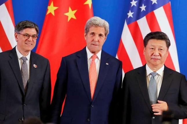 Biển Đông khoét thêm hố sâu quan hệ Mỹ - Trung - ảnh 1
