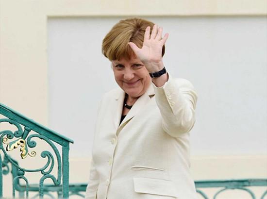 Thủ tướng Merkel lần thứ 6 là phụ nữ quyền lực nhất thế giới - ảnh 1
