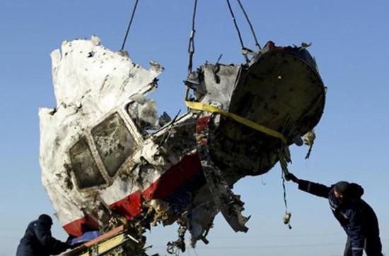 Đức, Thụy Sĩ đột kích nhà thám tử điều tra vụ MH17 - ảnh 1