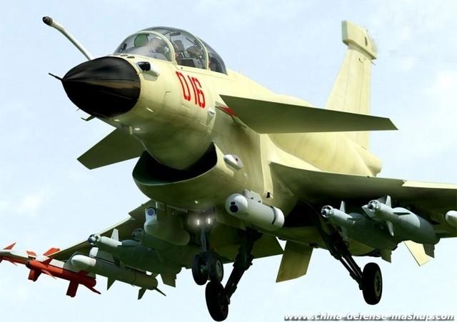 Chiến đấu cơ Trung Quốc áp sát máy bay Mỹ ở Hoa Đông - ảnh 1