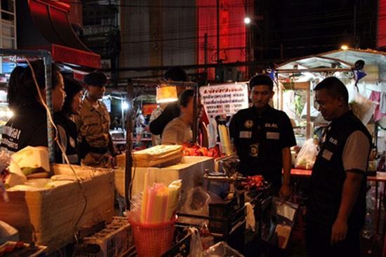 Thái Lan bắt 3 người Việt kinh doanh trái phép - ảnh 1