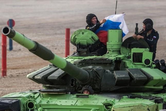 Quân đội Nga bắt đầu cuộc tập trận lớn nhất trong năm 2016 - ảnh 1