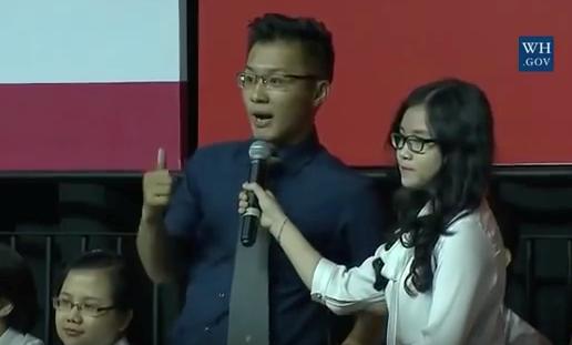 Giới trẻ Việt háo hức chờ gặp lại Tổng thống Obama - ảnh 2